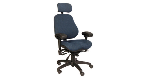 ergonomic chair grainger gothic chairs uk petite office shop bodybilt 3507 back style high executive with headrest