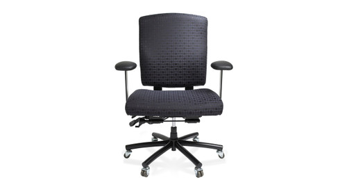 big and tall office chairs round kitchen table argos shop ergonomic ergocentric bariatric task chair