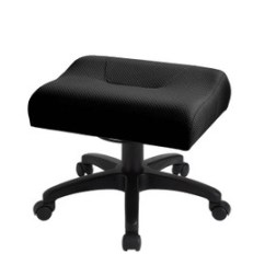 Ergonomic Chair With Footrest White Wooden Rocking Chairs Footrests Shop Office And Under Desk Memory Foam Cushion Dual Elevation Curves Provides A Soft Resting Surface That Disperses Pressure