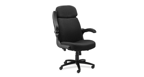 big and tall office chairs rv captain shop ergonomic mayline comfort series pivot arm chair