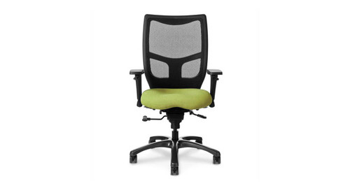 office chair mesh custom slipcovers for chairs ergonomic shop desk master yes executive ys78