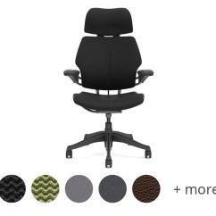 Freedom Task Chair With Headrest Exercise Ball As From Humanscale This Comes In Many Different Color Options The S