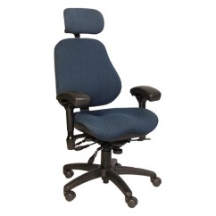 Office Chair With Headrest Wooden Glider Plans Shop Bodybilt 3507 High Back Executive Chairs Black Non Upholstered Arm Pads Are 4 Wide