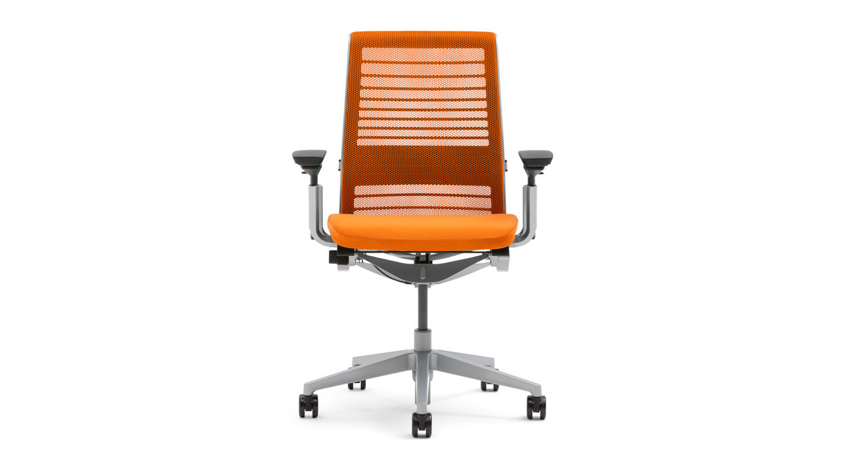 Steelcase Think Chair Steelcase Think Chair With 3d Knit Back