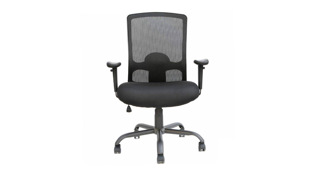 big mans chair massage ebay shop raynor eurotech and tall chairs bt350 tilt tension control with lock adapts the rate of recline to your weight