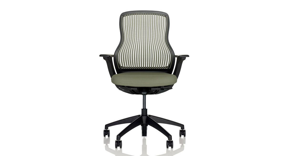 knoll chadwick chair instructions office vs gaming regeneration shop chairs recline resistance control allows for greater support while seated in an upright position