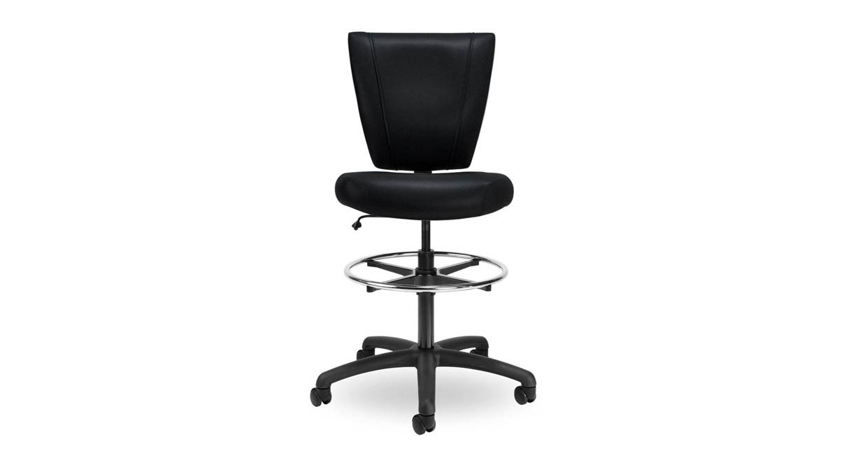 Height Adjustable Chair Seating Inc Monterey 400 24 7 Big And Tall Drafting Chair
