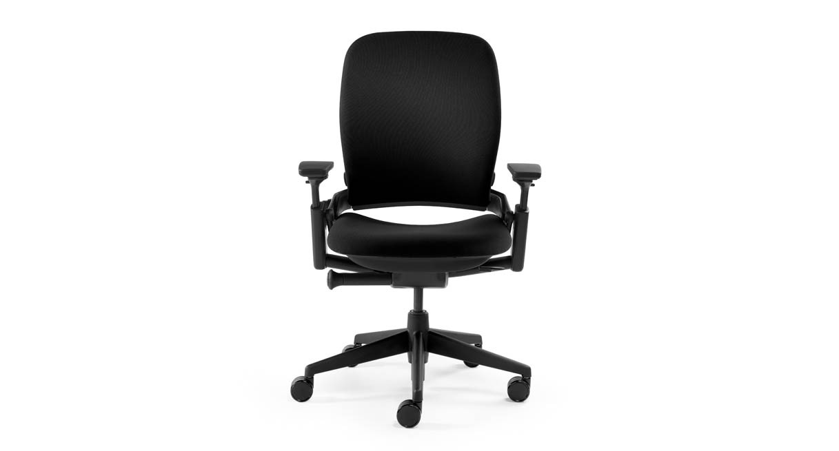 lower back support for chair hammock stand steelcase leap open box clearance offers steadfast lumbar to ensure your