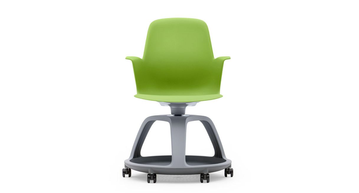 steelcase classroom chairs swivel glider recliner chair node human solution the comes in a wide range of color options to inspire creativity and