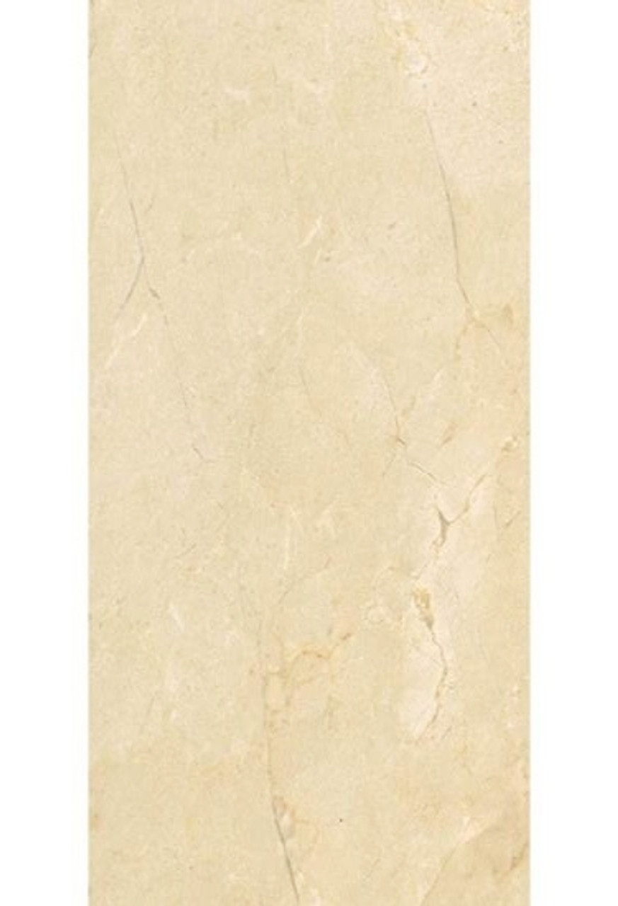 mirasol crema laila ceramic glossy wall tile 12x24