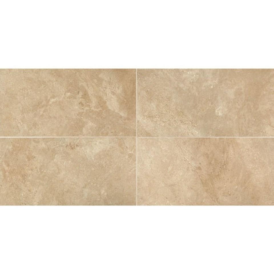 affinity - beige porcelain floor tile 12x24 - tiles direct