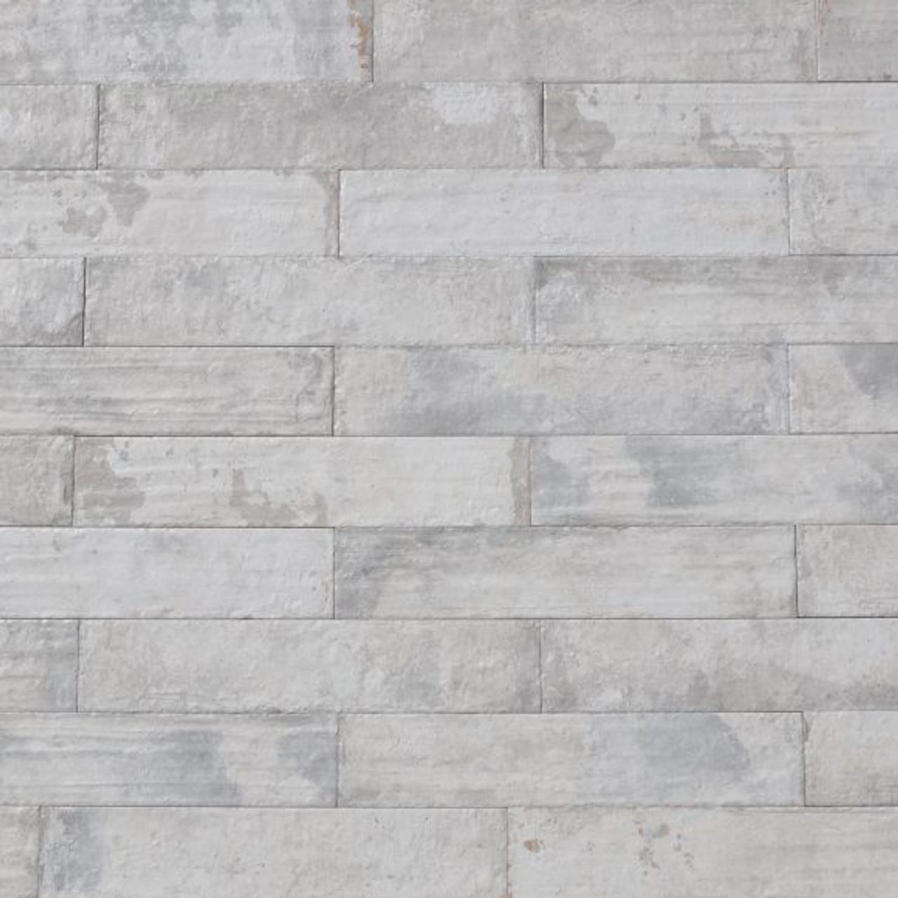 cotto brick white washed 3x16