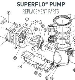 pentair superflo pump [ 1129 x 771 Pixel ]