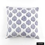 John Robshaw Mali Indigo Pillows