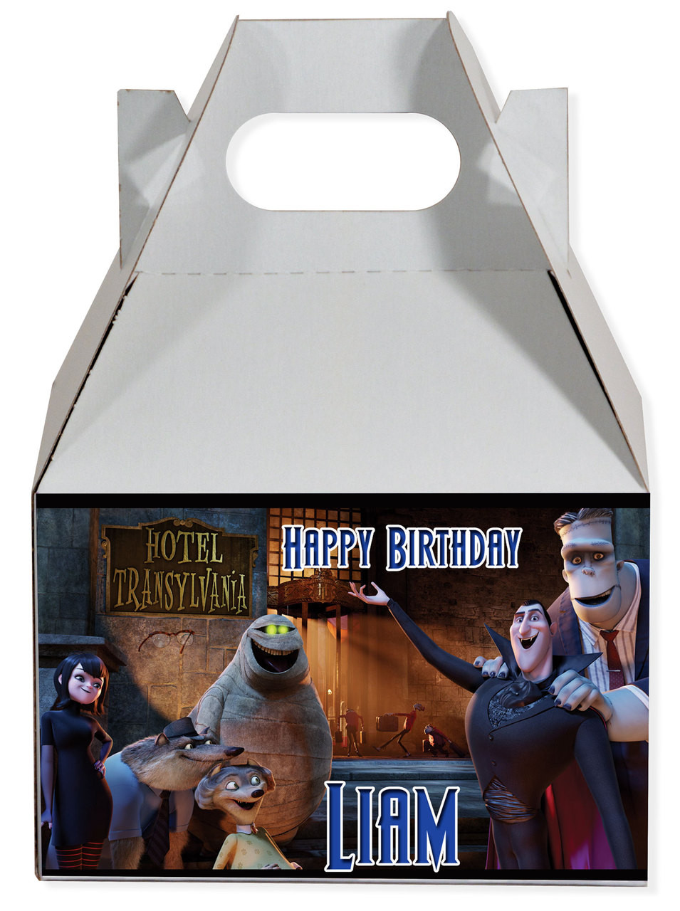 Hotel Transylvania Cast Gable Box