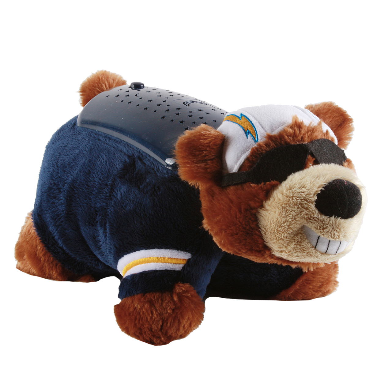 nfl dream lites pillow pets sd chargers