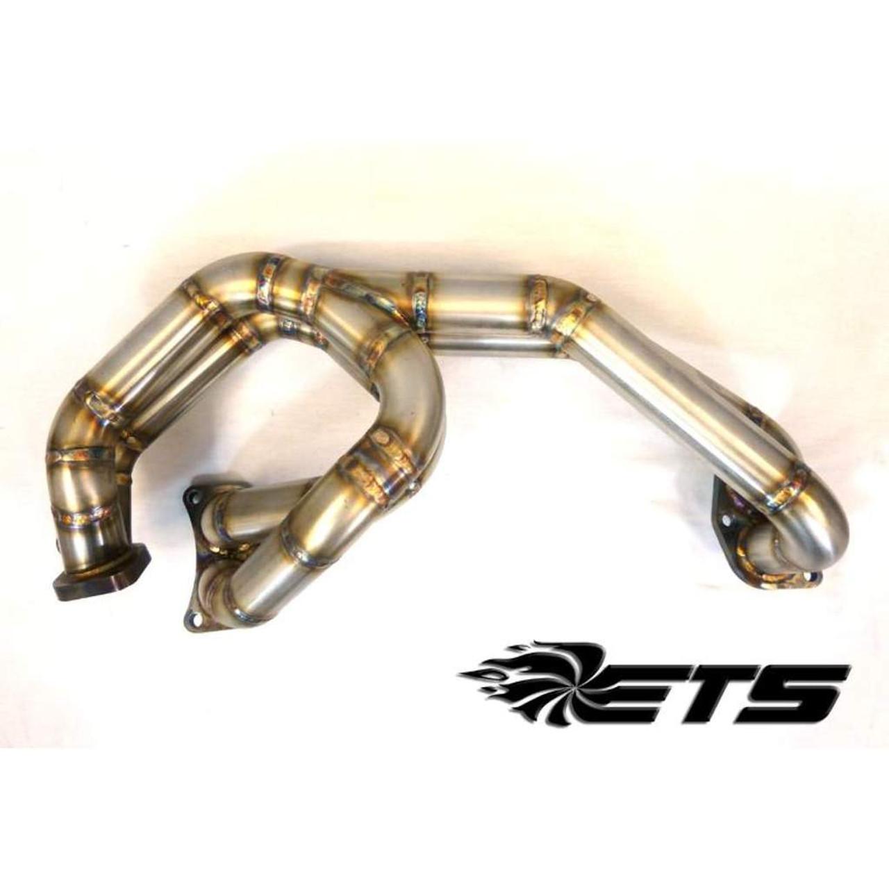 ets turbo exhaust manifold subaru wrx sti 2004 2014