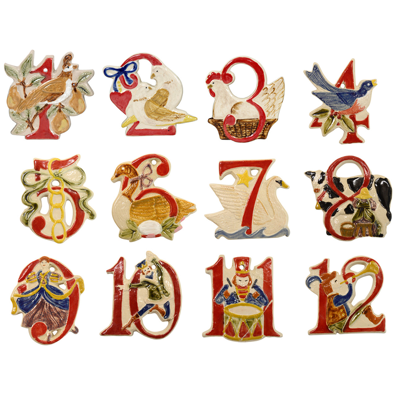 medium resolution of 12 days of christmas stoneware s 2016 release of 12 days of christmas