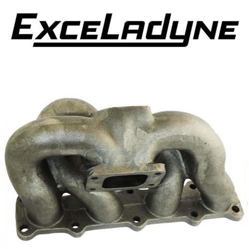 exceladyne bt exhaust manifold genesis coupe 2 0t
