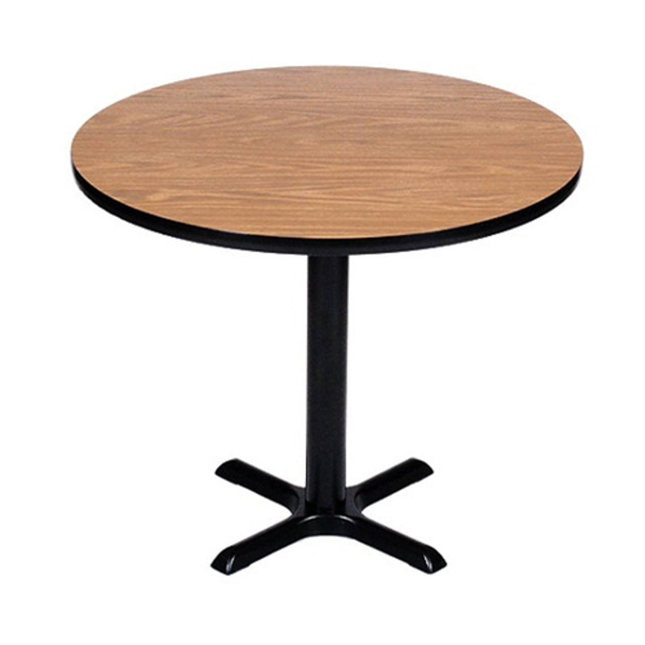 correll bxt42r 42 in round cafe table