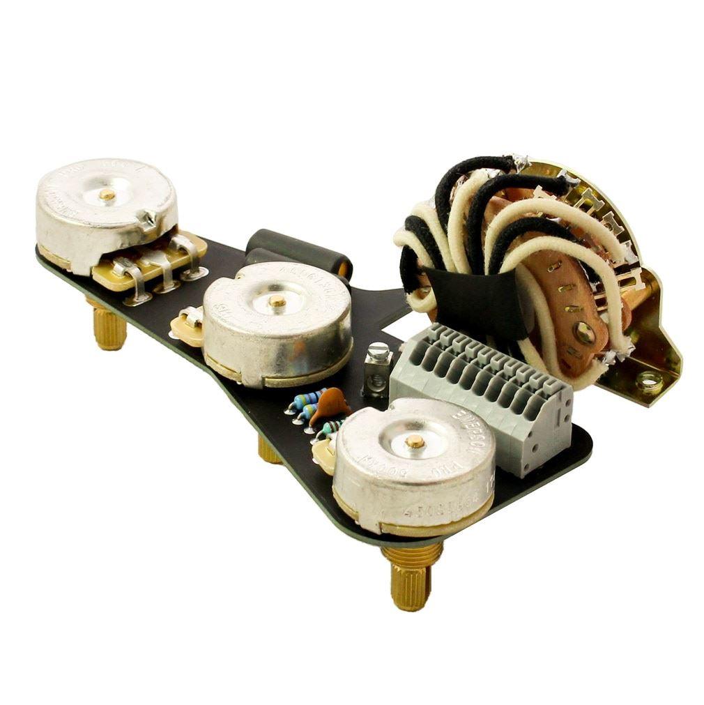 obsidianwire custom hss for strat pre wired kit  [ 1010 x 1011 Pixel ]
