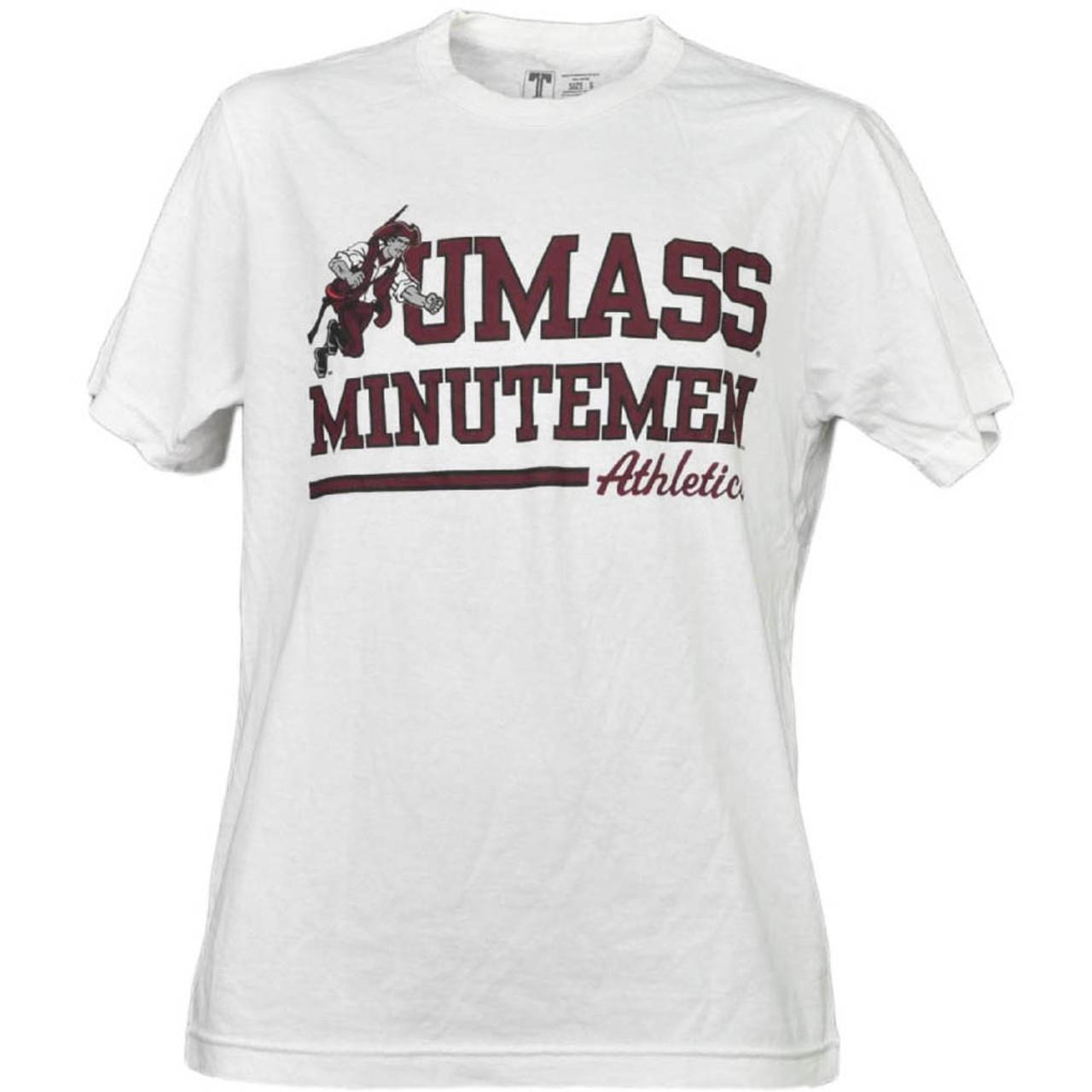 NCAA UMass Minutemen T-Shirt V2