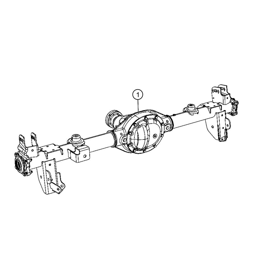 dana 44 rear axle diagram [ 1000 x 1000 Pixel ]