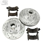 Gm 71 87 C10 6 Lug Swap Rotors Little Shop Mfg