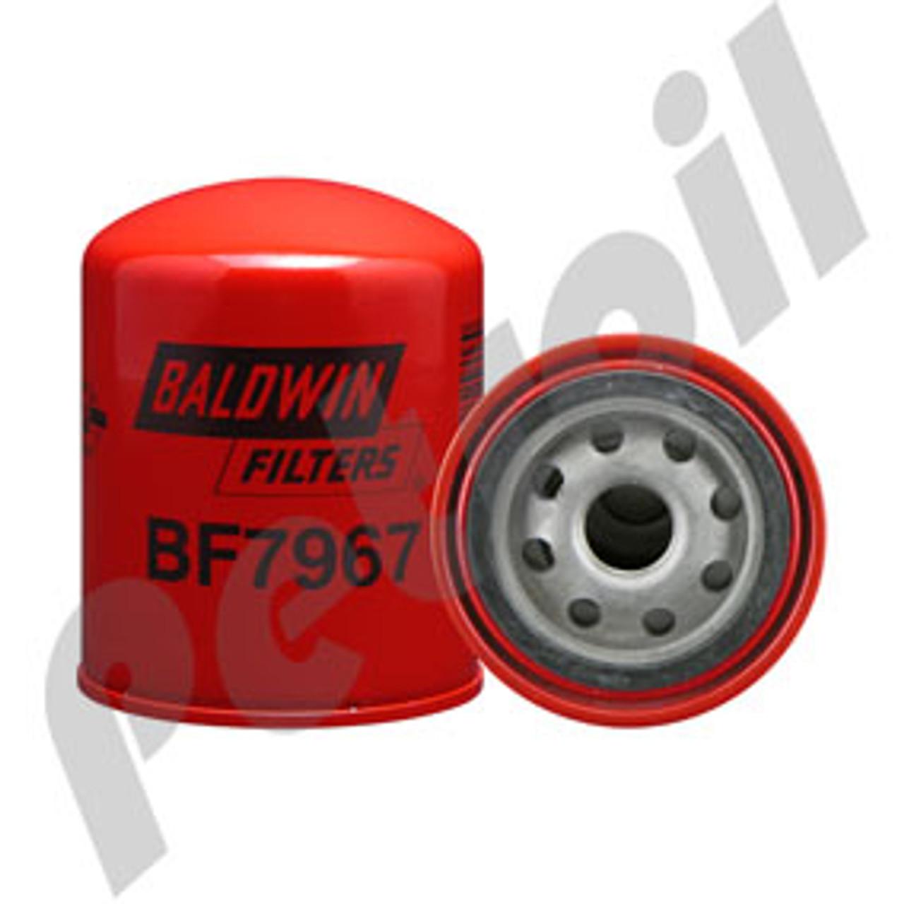 case of 12 bf7967 baldwin hd fuel spin on diesel  [ 1280 x 1280 Pixel ]