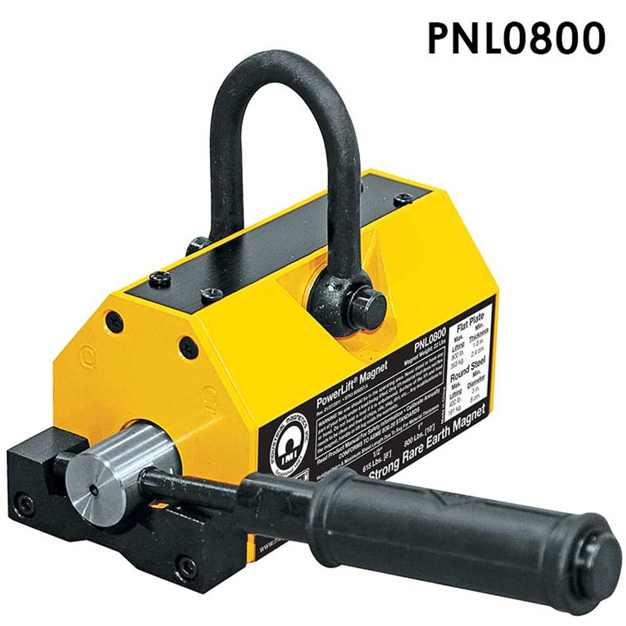 MAG-MATE Permanent Rare Earth Lifting Magnets - Penn Tool Co.. Inc