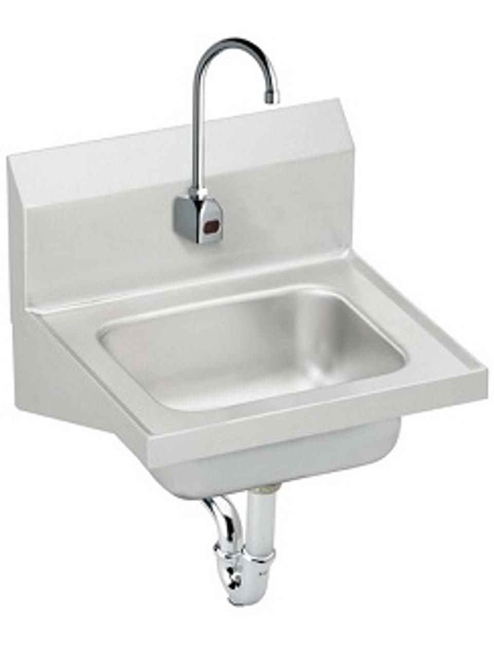 https www prodrinkingfountains com elkay chs1716sactmc hand wash up commercial sink