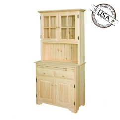Kitchen Server Simulator Large Buffet And Hutch Gothic Furniture Gd Country With