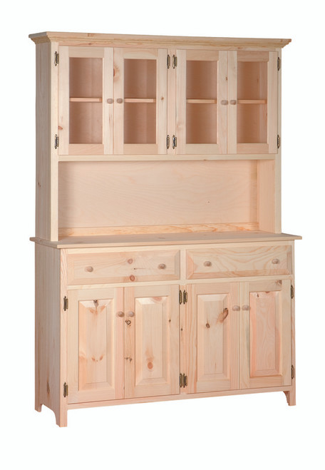 kitchen server decorations large buffet and hutch