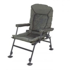 Nash Fishing Chair Accessories Mid Back Mesh Chairs Beds Carp Kit International Indulgence Hi Camo