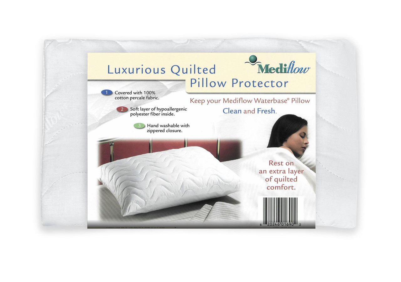 chiroflow water pillow quilted replacement cover