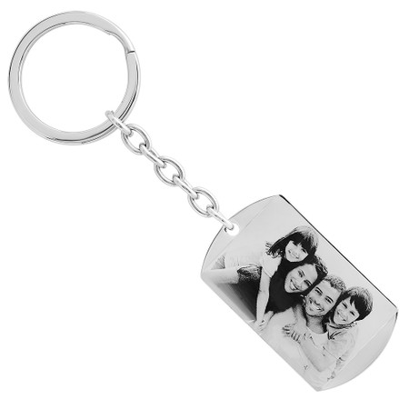 personalized stainless steel photo