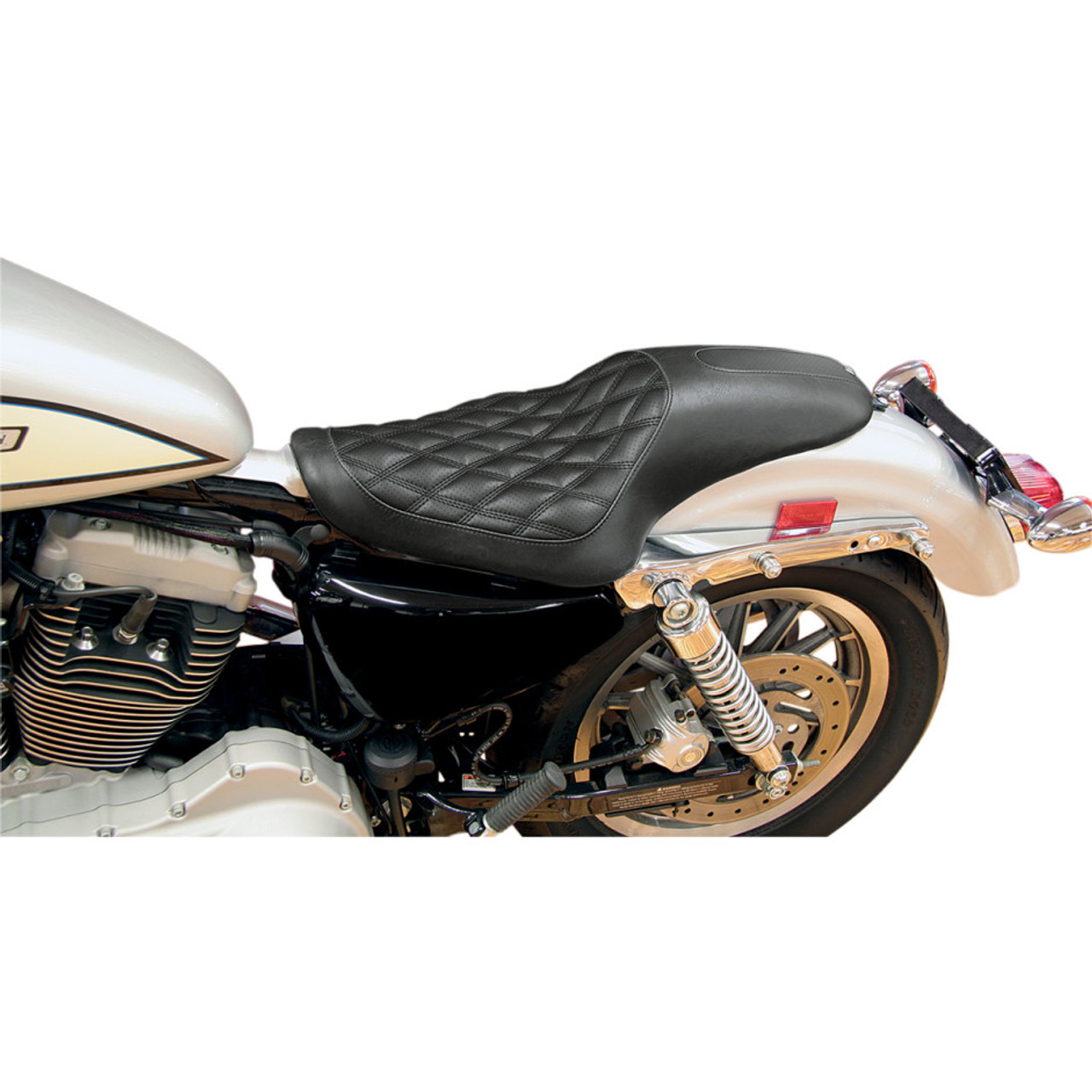 roland sands boss 2 up seat for 2004 2018 harley sportster  [ 941 x 941 Pixel ]