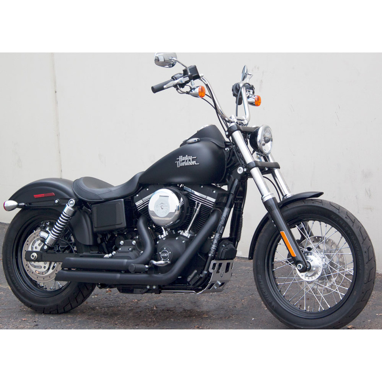 small resolution of  firebrand skid plate for 2006 2017 harley dyna