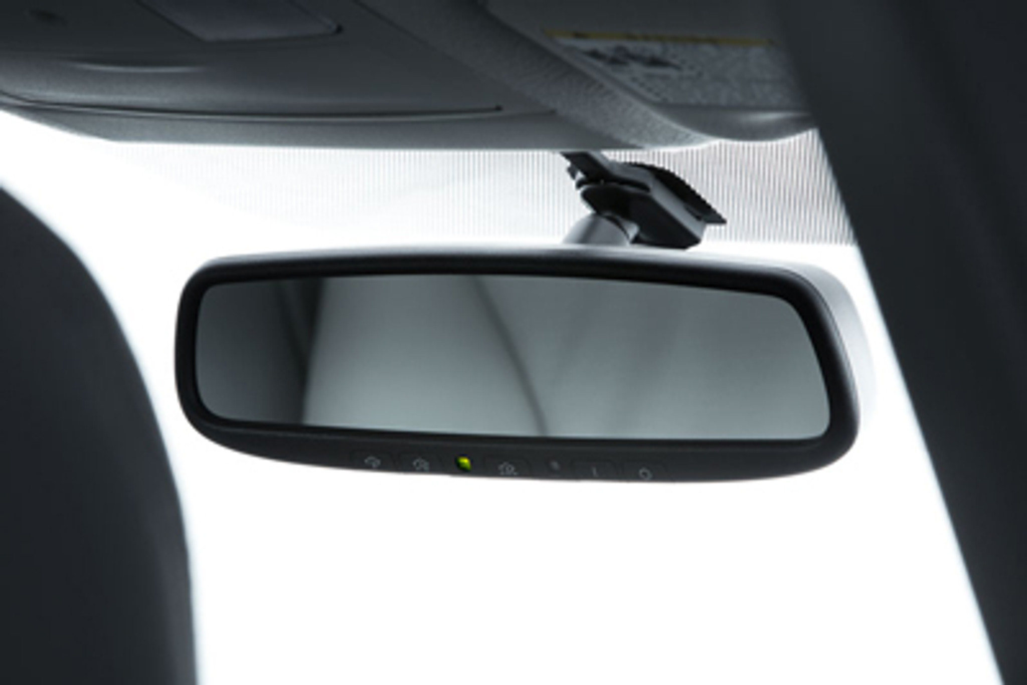 hight resolution of  auto dimming mirror with homelink for 2012 2018 toyota prius c