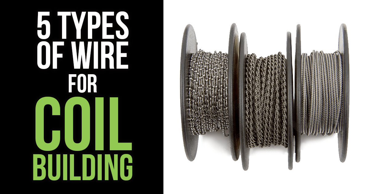 5 types of wire