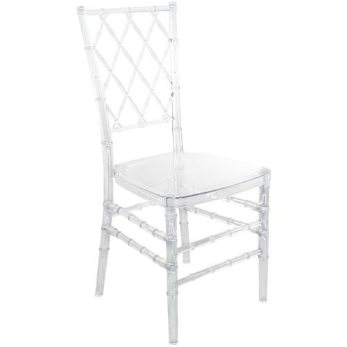 clear chiavari chairs chair 1 2 glider diamond resin rschi advantage clr dmd