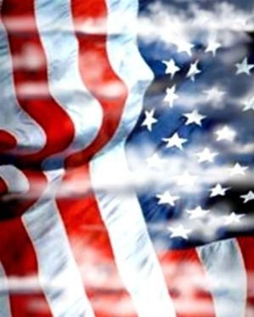 scenic american flag 5x6