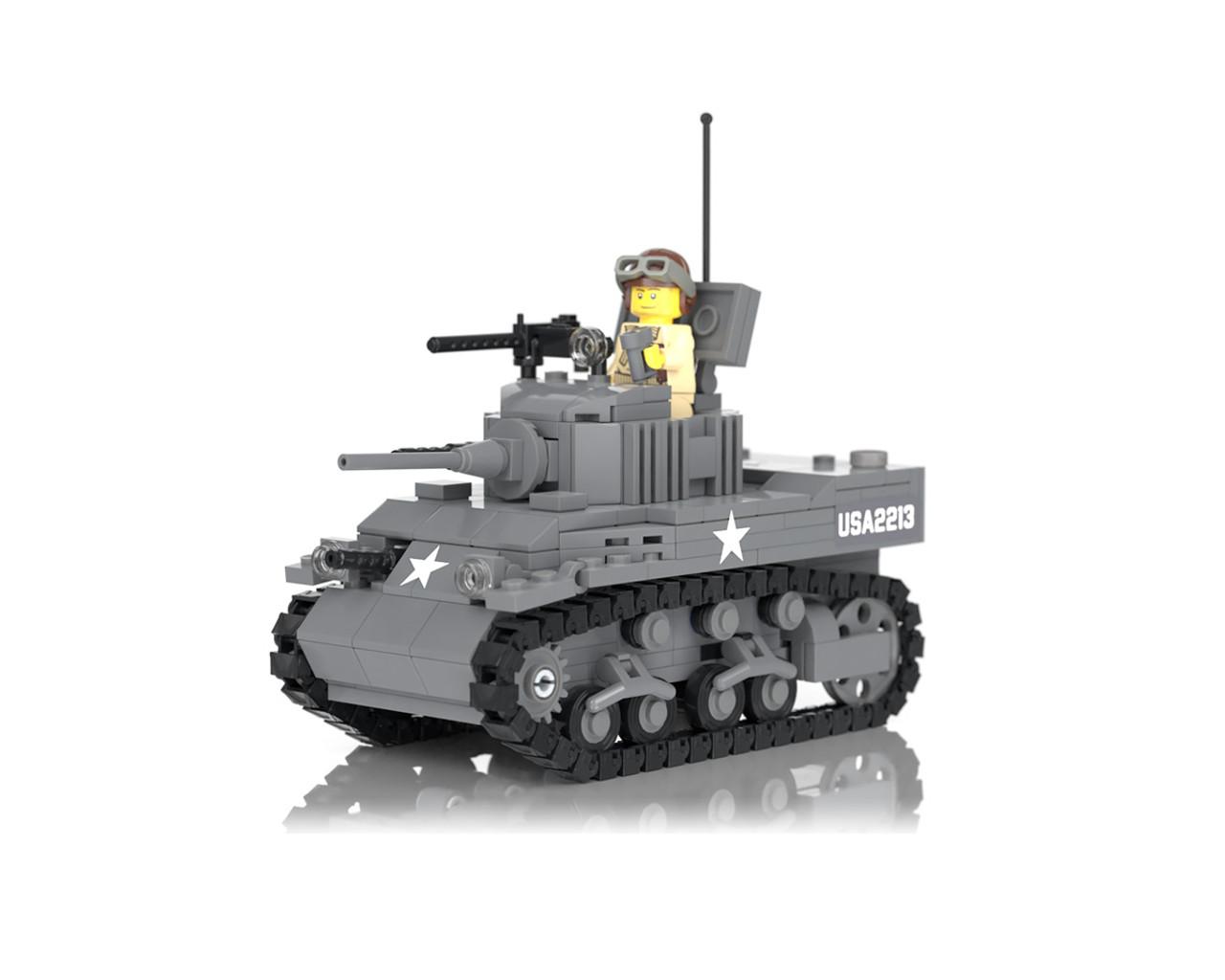 m5a1 stuart world war