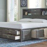 Caitbrook Gray California King Storage Bed On Sale At American Furniture Of Slidell Serving Slidell La