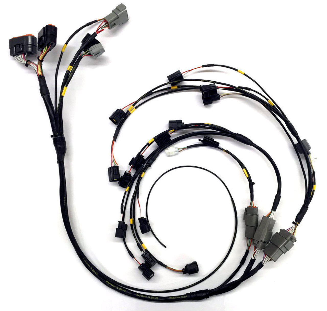 medium resolution of complete race spec harness