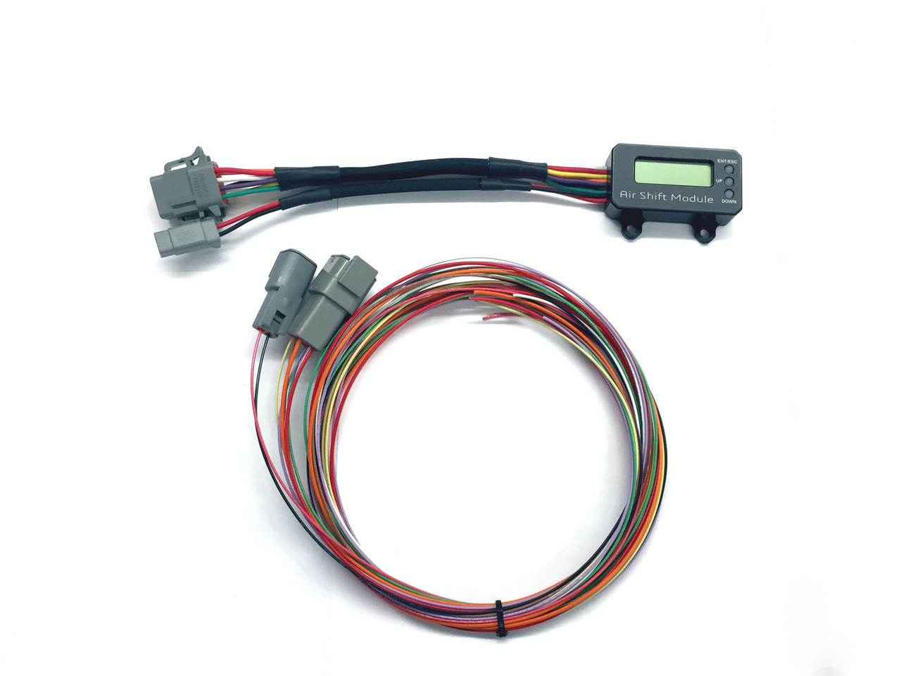 hight resolution of rsr asm flying lead harness kit