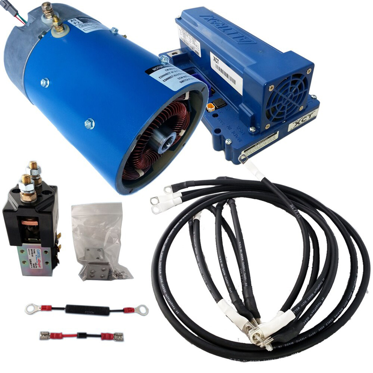 Ez Go Txt Wiring Diagram Solenoid Club Car Iq Motor Amp Controller Combo High Speed Amp Torque