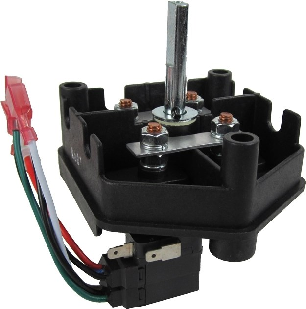 club car ds 1996 up forward and reverse switch assembly 48 volt  [ 1266 x 1280 Pixel ]