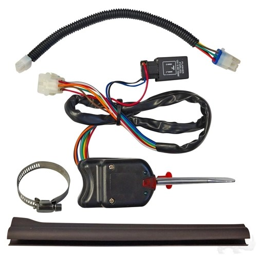 hight resolution of ezgo rxv turn signal kit