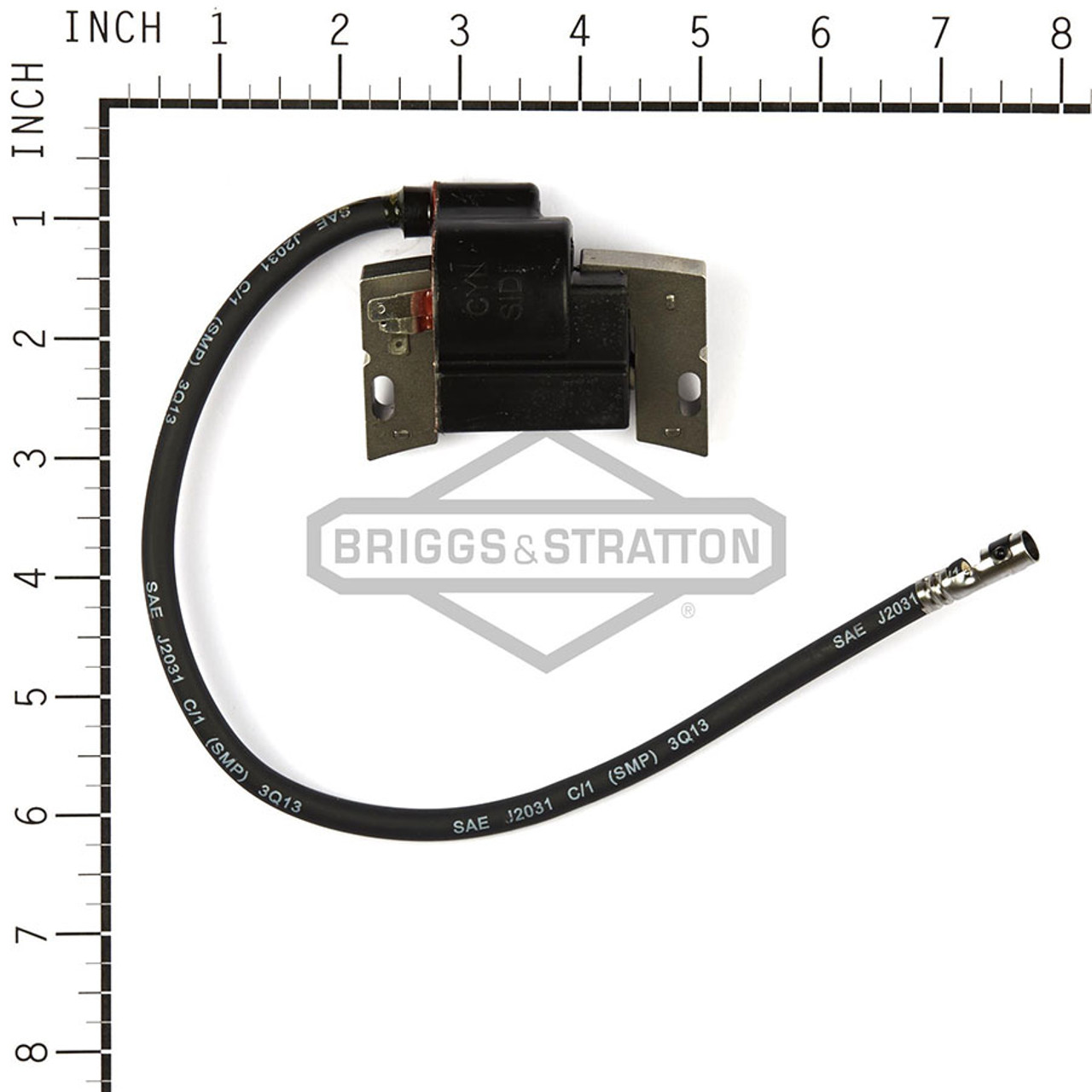 medium resolution of brigg stratton ignition system diagram